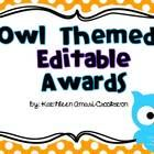 "This set includes 26 owl themed end of the year certificates.  Click on ""Download Preview"" to see what they look like.  This set is in a zipped fil..."