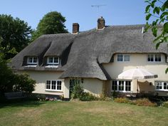 Cob Cottage is a 500 year old thatched cottage in the Dorset village of Tolpuddle.