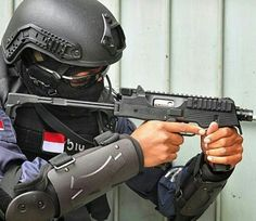 Denjaka - Indonesian Navy's special force