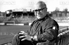 Elton John Who Is Chairman Of Watford F.c. Pictured At Vicarage Road. 8 Nov 1988