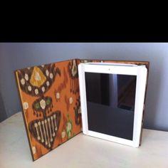 IPad case from hardcover book www. Decorellaknox.com