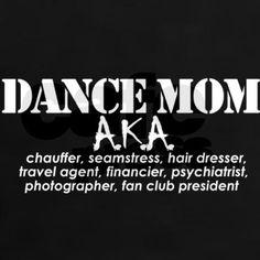 dance mom aka black Women's Classic T-Shirt Dance Mom Women's Dark T-Shirt by DanceThoughts - CafePress Waltz Dance, Dance Recital, Tap Dance, Dance Moms Quotes, Mom Quotes, Dance Sayings, Cheer Quotes, Dance Team Shirts, Dance Mums