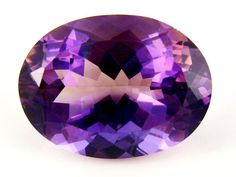 AMETRINE VVS QUALITY FACETED STONE 30.35 CTS  SG 1873Ametrine gemstone, my favourite purple colour stone, gemstones