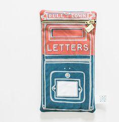 Parcel Post Pencil Bag $18