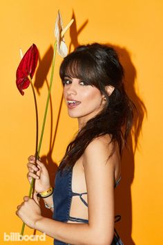Camila Cabello - Billboard Hot 100 Fest (BTS) Camila Cabello Style, Outfits and Clothes. Camilla, Cabello Hair, Camila And Lauren, Billboard Hot 100, 2017 Billboard, Hottest 100, Fifth Harmony, Hairstyles With Bangs, Gown Hairstyles