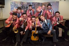 Big Time Orchestra já fez turnê no Japão e EUA e abriu show do BB King