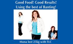 Best of Banting principles used in TLC-Program Tlc Program, Banting, Articles, Success, Weight Loss, Health, Women, Health Care, Women's