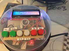 raspberry pi streaming jukebox