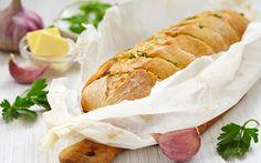 Pan de ajo casero | Demos la vuelta al día