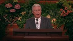 Your Happily Ever After - Dieter F. Uchtdorf  I love this talk. :)