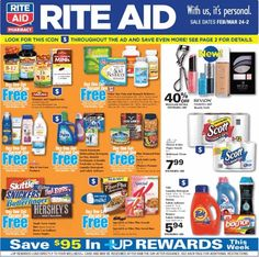 Formerly known as a Thrift D discount center, Rite Aid Corporation was established in in Scranton, Pennsylvania. The drugstore slowly by slowly grew into a chain of pharmacies and now is the third largest collection of medical shops in the USA.