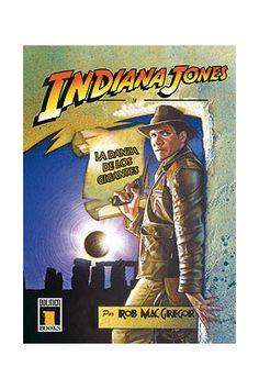 Libro Indiana Jones y la danza de los gigantes (novela)