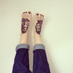 Joel Madberg at Salvation Tattoo