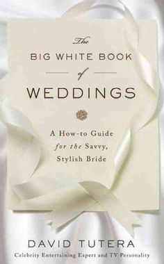 Entertaining expert David Tutera opens his files to reveal a wealth of detailed information about creating that perfect day, featuring advice about everything from wording invitations to negotiating w                                                                                                                                                      More