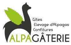 Logo pour les gîtes Alpagaterie, Juillac.