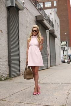 #fashion #fashionista @Blair R Eadie // Atlantic Pacific Atlantic-Pacific: sweetness