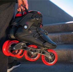 7b2caa4d4bab7b 8 Best Rollerblades images in 2018 | Inline skating, Roller Skating ...
