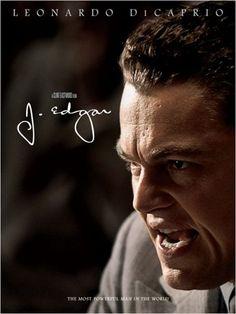 """""""J. Edgar """"2011 .Di Caprio prodigious."""