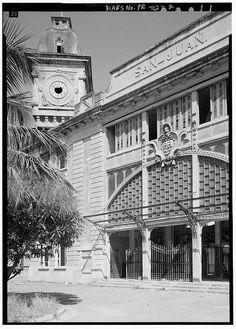 Estación de Tren Viejo San Juan by davsot, via Flickr