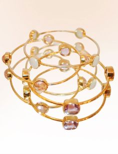 Rings or bracelets?