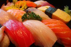 Primera entrega, la gastronomía japonesa.