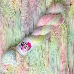 sock yarn, fingering weight yarn, Delirious, Prince Yarn Fingering Yarn, More Than One, Blackbird, Finger Weights, Sock Yarn, Fiber, Prince, Rainbow, Studio