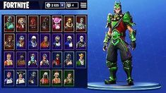 Fn Epic Games Account With Galaxy Skin Incl Season 2 3 Rare Items Ebay Fortnite Skin Epic Games
