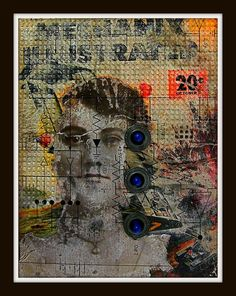 Mixed Media Collage | Flickr - Photo Sharing!