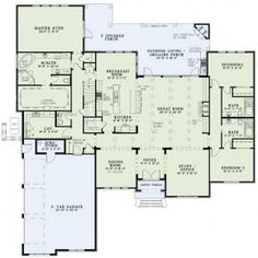 house plans on Pinterest  Floor Plans Online, Affordable House Plans ...
