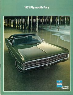 1971 Plymouth Fury