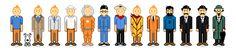 """Tintin Pixel Art"" - From kaythen.com.au • Tintin, Herge j'aime"