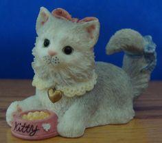 A Breed Apart Series 1-Tiffany. Enesco Calico Kitten