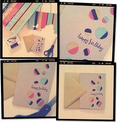 DIY: Fastest birthday card ever by harleychick6815