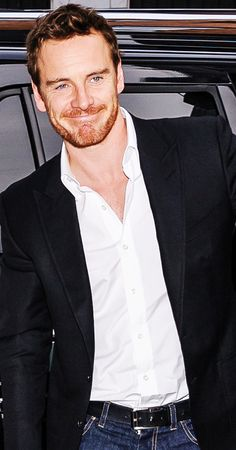 Michael Fassbender, beautiful