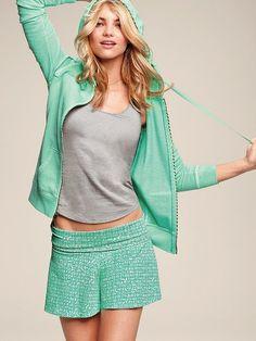 Zip-front Fleece Hoodie #VictoriasSecret http://www.victoriassecret.com/clothing/all-sale-and-clear-ance/zip-front-fleece-hoodie?ProductID=63047=OLS?cm_mmc=pinterest-_-product-_-x-_-x