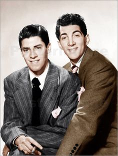 pictures of dean martin in pr photos | ... team Jerry Lewis and Dean Martin, ca. 1946 Poster von Posterlounge.de