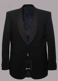 "Smoching Black Label ""New Classy"" | Seroussi -producător și distribuitor de costume bărbătești Suit Jacket, Costume, Blazer, Suits, Table, Jackets, Fashion, Down Jackets, Moda"