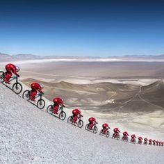Markus Stöckl on a mission to break mountain bike world speed record on dirt