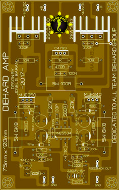 61f098face4a38853a3eb6b28da31339 pcb layout super ocl 500 watt power amplifier circuit diagram