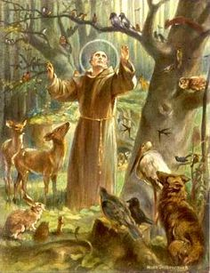 4 de Octubre recordamos a San Francisco de Asís – Oh, Señor, hazme un instrumento de Tu Paz . http://www.yoespiritual.com/eventos-espirituales/4-de-octubre-recordamos-a-san-francisco-de-asis.html