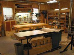woodshop design | Workshop Planner – design your own workshop floor plans