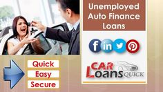 car loans for unemployed