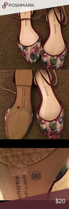 Shoes Ankle strap flats Shoes Flats & Loafers