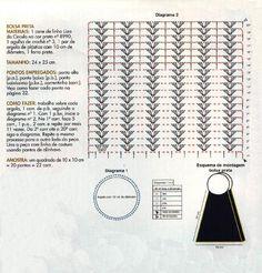Voici des modèles des sacs au crochet , avec leurs diagrammes gratuits , ou leurs grilles gratuites .. Le premier modèle de sac a u crochet Et voici les diagrammes gratuits du sac au crochet Voici un autre modèle de sac au crochet en jaune... Et voici...