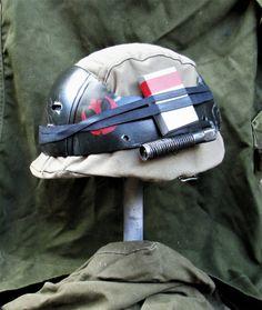 Star Wars Rogue One Rebel trooper helmet by AllenAmisCreations