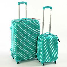 Constellation Polka Dot Luggage Set £49.99 LARGE AND CABIN