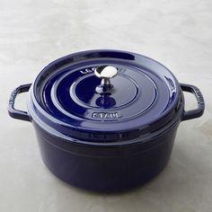 Staub Cast-Iron Round Cocotte - $129.95