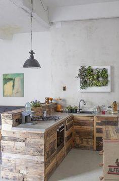 Vivir en un loft: singularidad industrial | Decorar tu casa es facilisimo.com