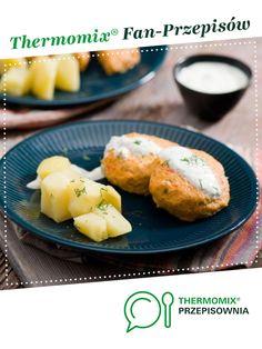 Kotleciki warzywno-drobiowe z sosem koperkowym jest to przepis stworzony przez użytkownika Kinga-M. Ten przepis na Thermomix<sup>®</sup> znajdziesz w kategorii Dania główne z mięsa na www.przepisownia.pl, społeczności Thermomix<sup>®</sup>.
