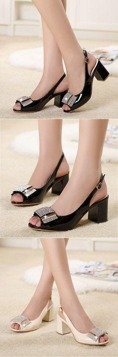 Day Fishing Shoes Ankle Heels Outdoor Sandale Rubber Strap Girl Peep Toe Tassel…
